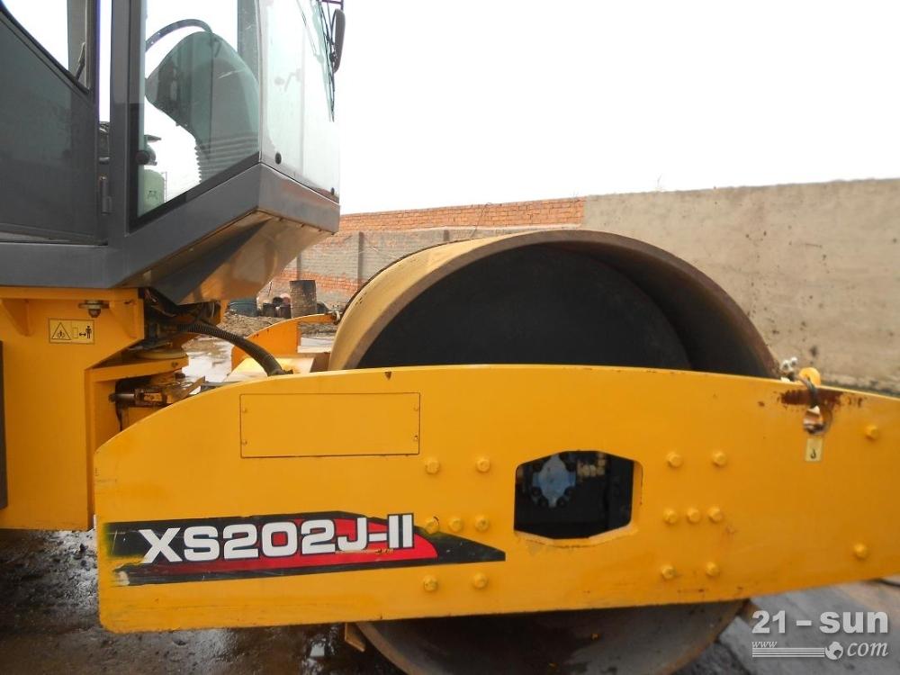 徐工XS202J-II二手压路机