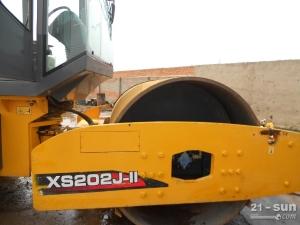 徐工XS202J-II利发国际压路机
