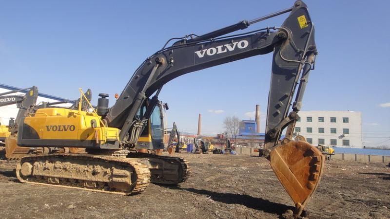 沃尔沃EC360BLC二手挖掘机