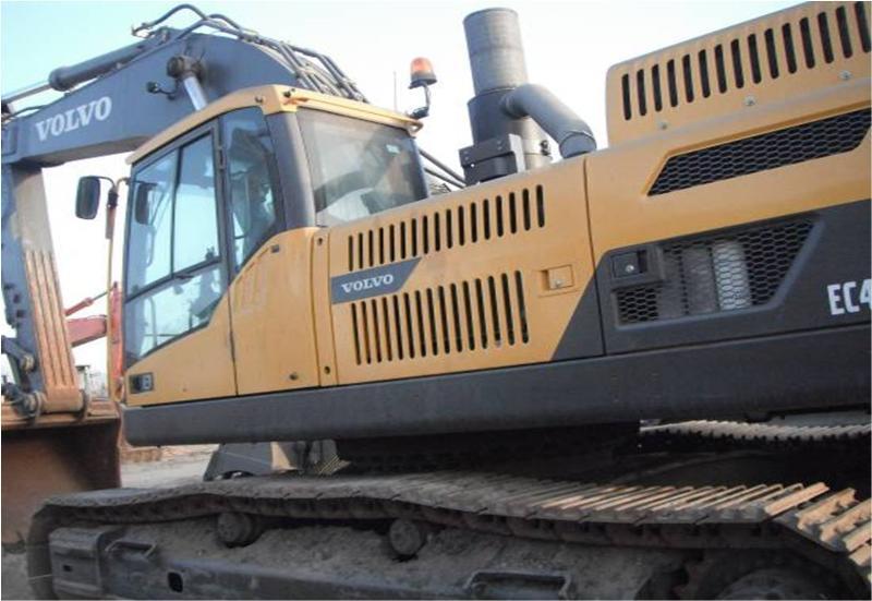 沃尔沃480挖机图片 沃尔沃480挖掘机价格,沃尔沃480挖掘机高清图片
