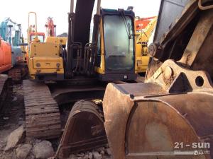 沃尔沃210BL二手挖掘机