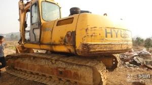 现代(山东)220-5二手挖掘机
