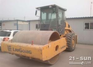 柳工CLG620A二手压路机