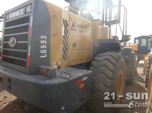 临工LG953L二手装载机