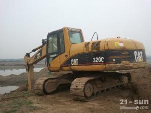 其它CAT320C二手挖掘机