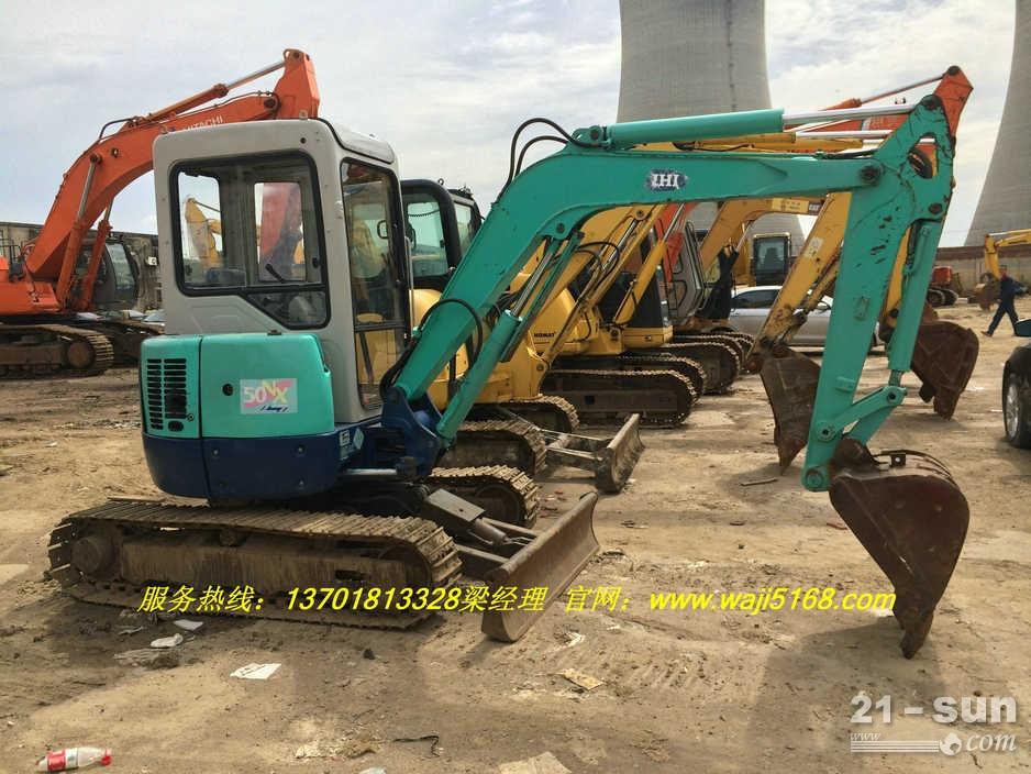 石川岛35NX二手挖掘机