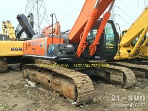 日立ZX350二手挖掘机