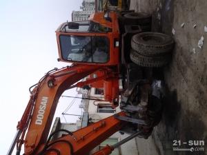 斗山150W-7二手挖掘机