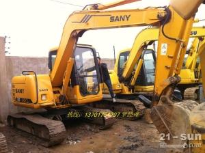 三一75C-9二手挖掘机