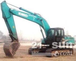 神钢210-8二手挖掘机