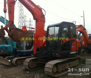 斗山DH80-7二手挖掘机