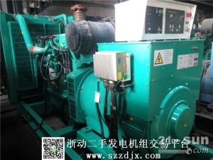康明斯P175LE二手发电机组