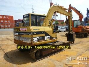 卡特重工308Cpc260二手挖掘机