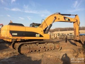 卡特彼勒336D利发国际挖掘机