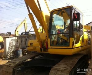 小松PC200-8利发国际挖掘机