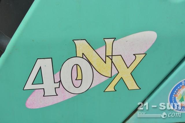 石川岛40NX二手挖掘机