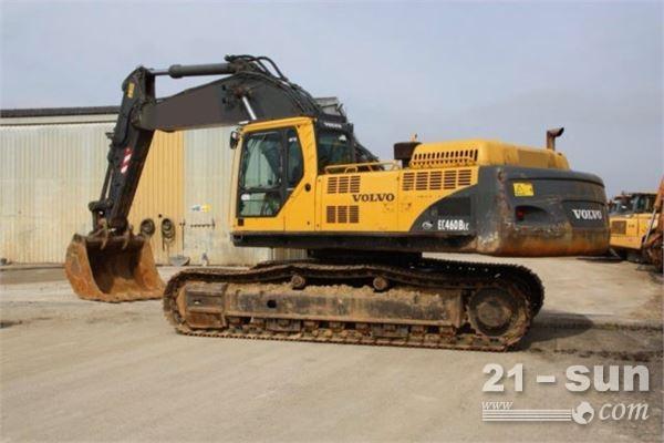 沃尔沃460B二手挖掘机