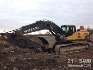 沃尔沃360B二手挖掘机