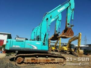 神钢SK350-8二手挖掘机