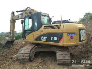 卡特彼勒315D二手挖掘机