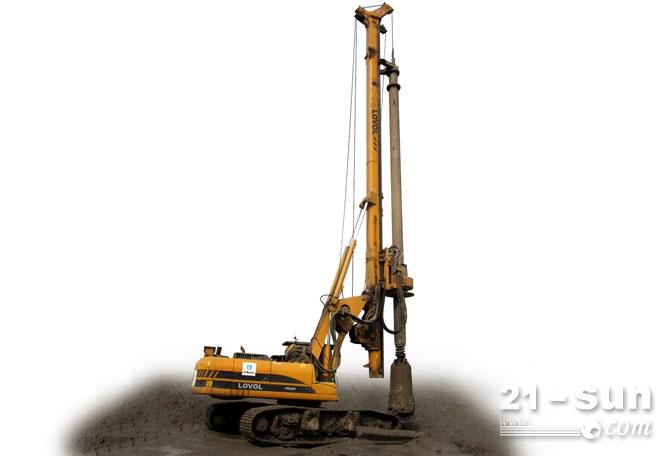 FR620D旋挖钻机