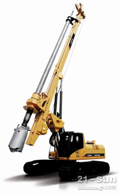 FR612D旋挖钻机