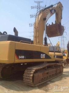 卡特彼勒349D利发国际挖掘机