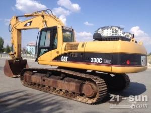 卡特彼勒330C利发国际挖掘机