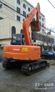 日立ZX70利发国际挖掘机