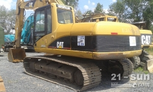 卡特彼勒320C二手挖掘机