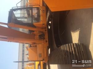 雷沃FR225E二手挖掘机