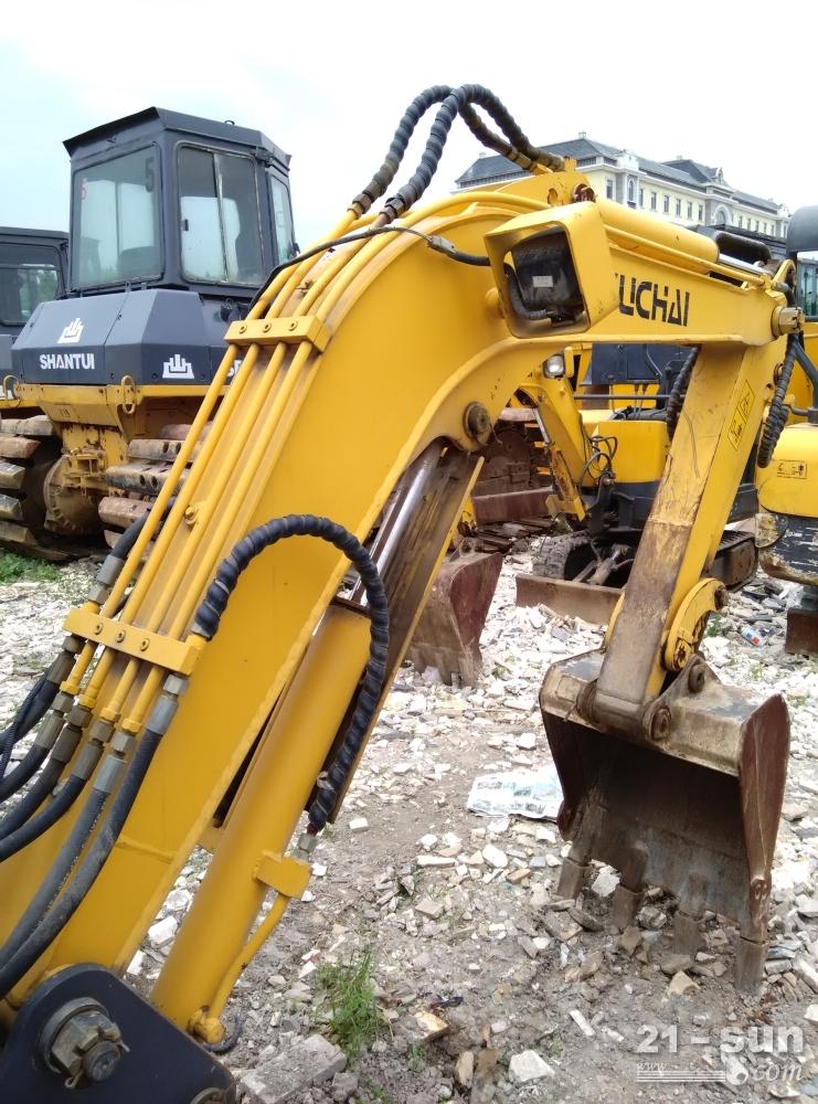 玉柴重工20-8二手挖掘机