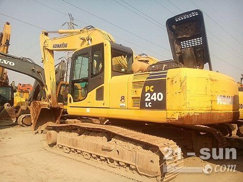 小松PC240二手挖掘机