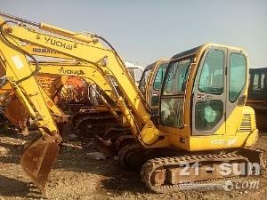 玉柴重工YC35二手挖掘机