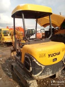 玉柴重工YC20-8二手挖掘机