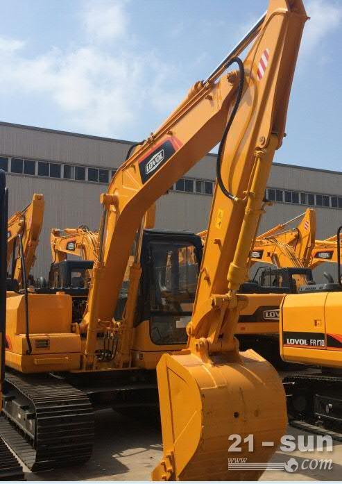 FR170挖掘机