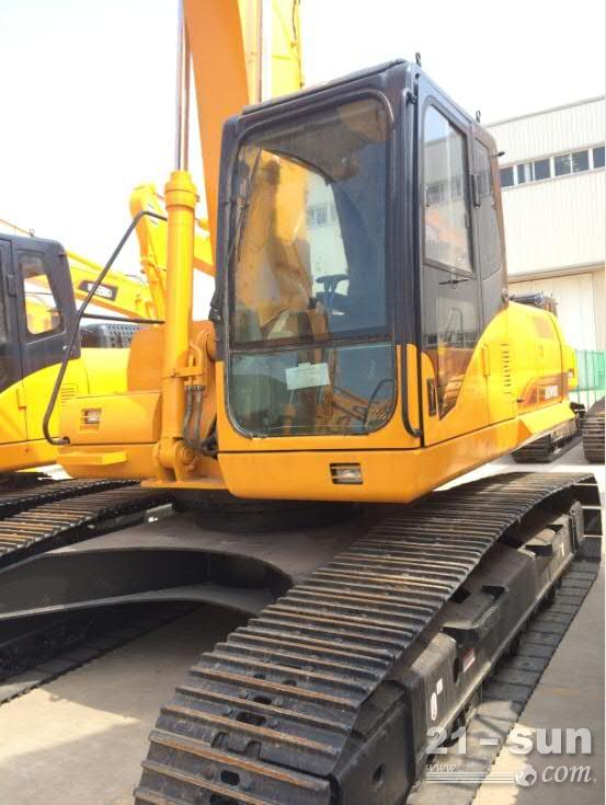 FR260-7挖掘机