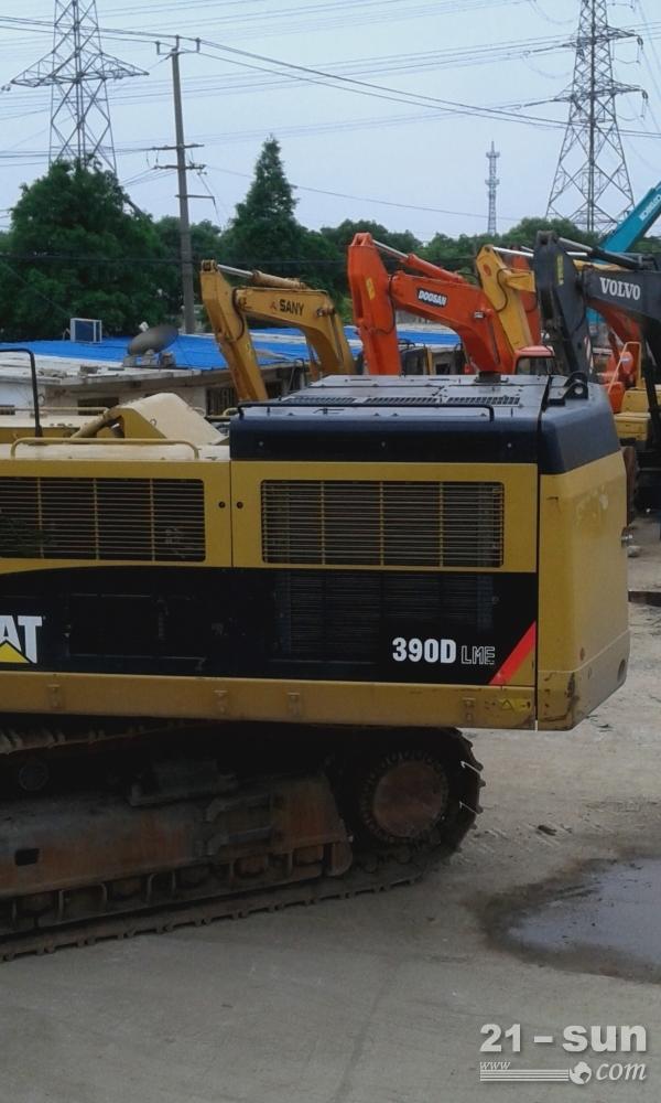 卡特彼勒390D二手挖掘机