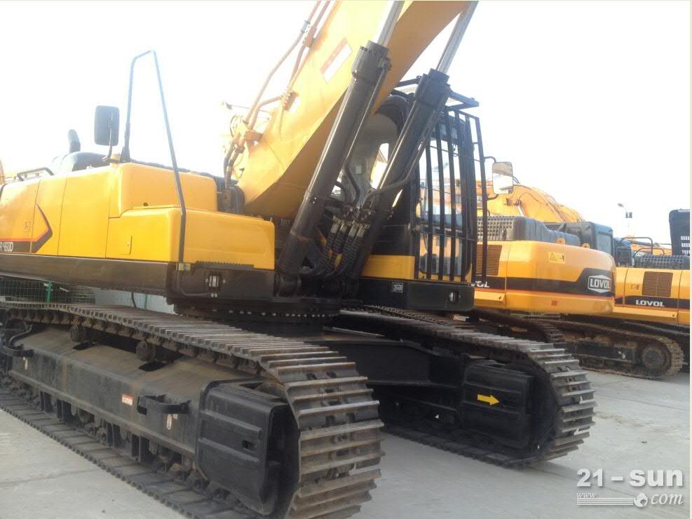 FR460D挖掘机