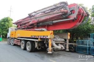 三一11BC54194723二手混凝土泵车