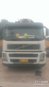 fm400二手混凝土泵车