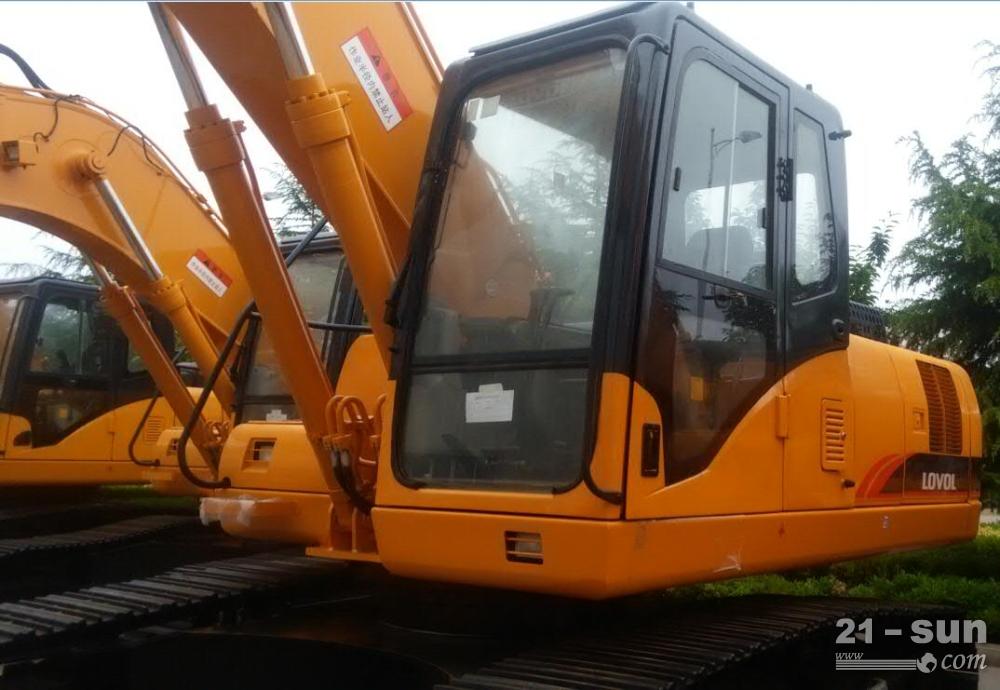 FR220-7B挖掘机