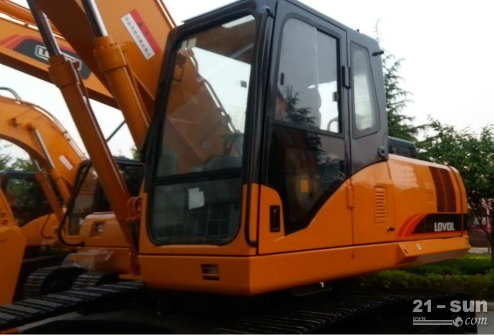 FR220挖掘机