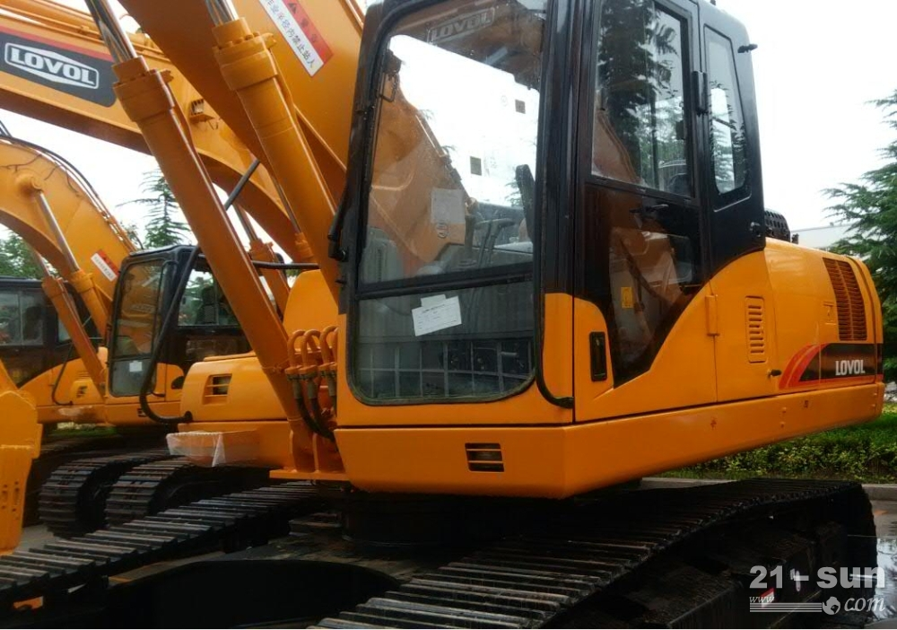 FR210挖掘机