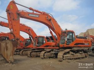 斗山DH500二手挖掘机