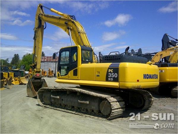 小松P350-8二手挖掘机
