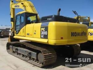 小松PC300-8利发国际挖掘机