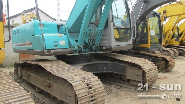 神钢200-6二手挖掘机