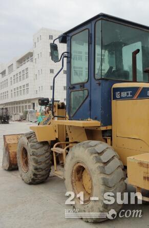 柳工CLG816二手装载机