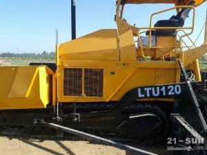 三一LTU120二手摊铺机